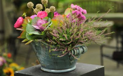Flower Arranging for Gardeners