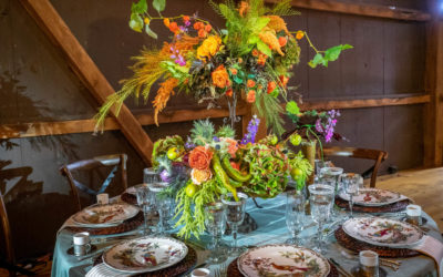 Fall Into Entertaining